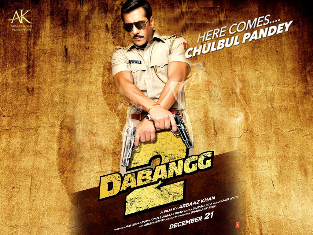 Dabangg 2 Movie Wallpapers  Dabangg 2 Wallpapers