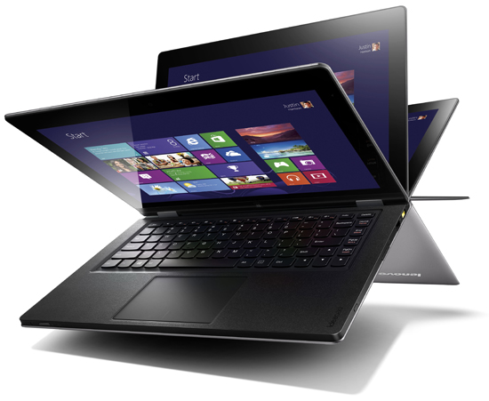 Lenovo IdeaPad Yoga 13 Ultrabook Review