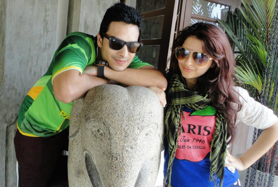 Fatima Effendi and Kanwar Arsalan on their Dholak pictures:
