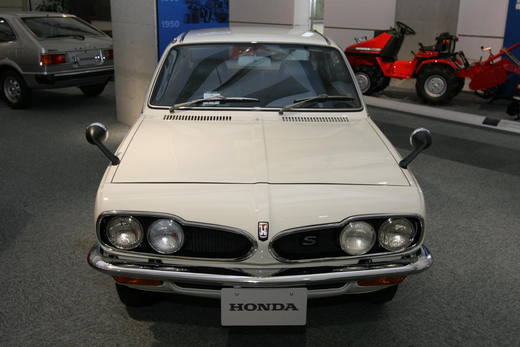 Honda Collection Hall Tour  Photo Gallery