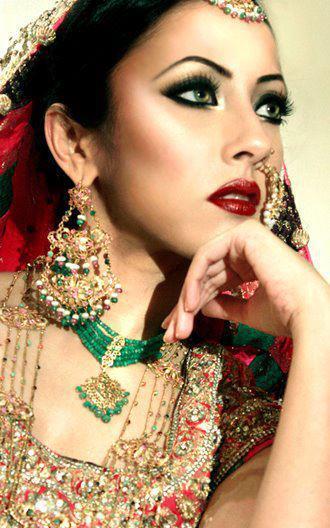 pakistani bridal wedding dress by ainy jaffri xcitefunnet