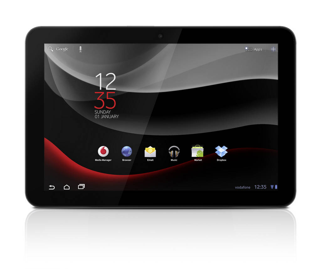 Vodafone Smart Tab II 7 - Tablet PC Review