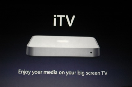Apple iTV Coming Soon