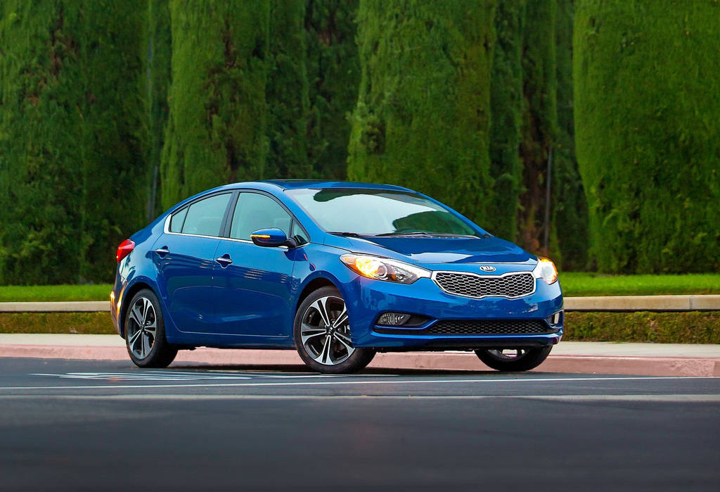 Kia Forte 2014  Car Wallpapers Gallery