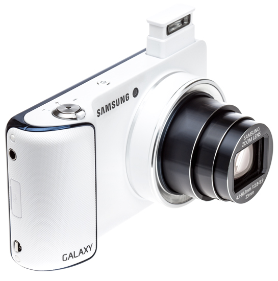 Samsung Galaxy Camera EKGC100 Review