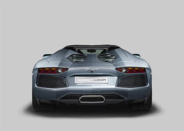 The Lambo LP7004 Cabrio  Stylish Car