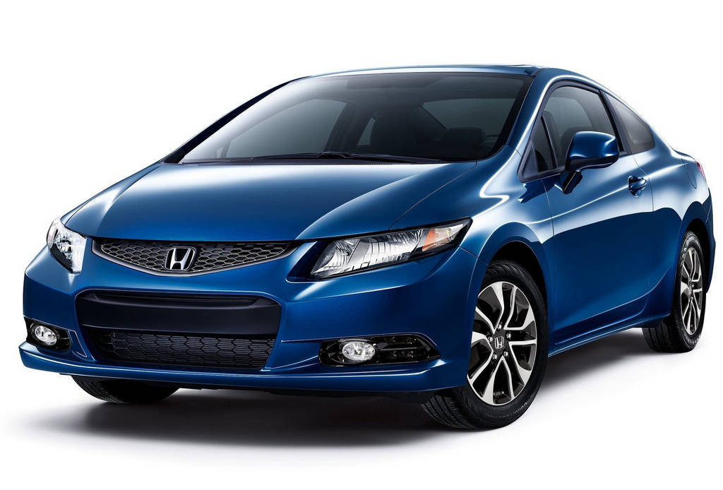 Honda Civic Wallpapers  2013 Version For Pakistan