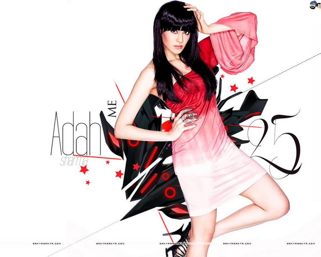 Adah Sharma New Wallpapers