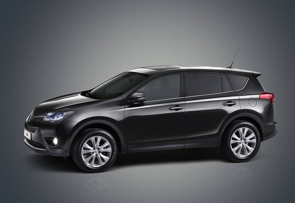 Toyota RAV4 EUVersion 2013  Car Wallpapers