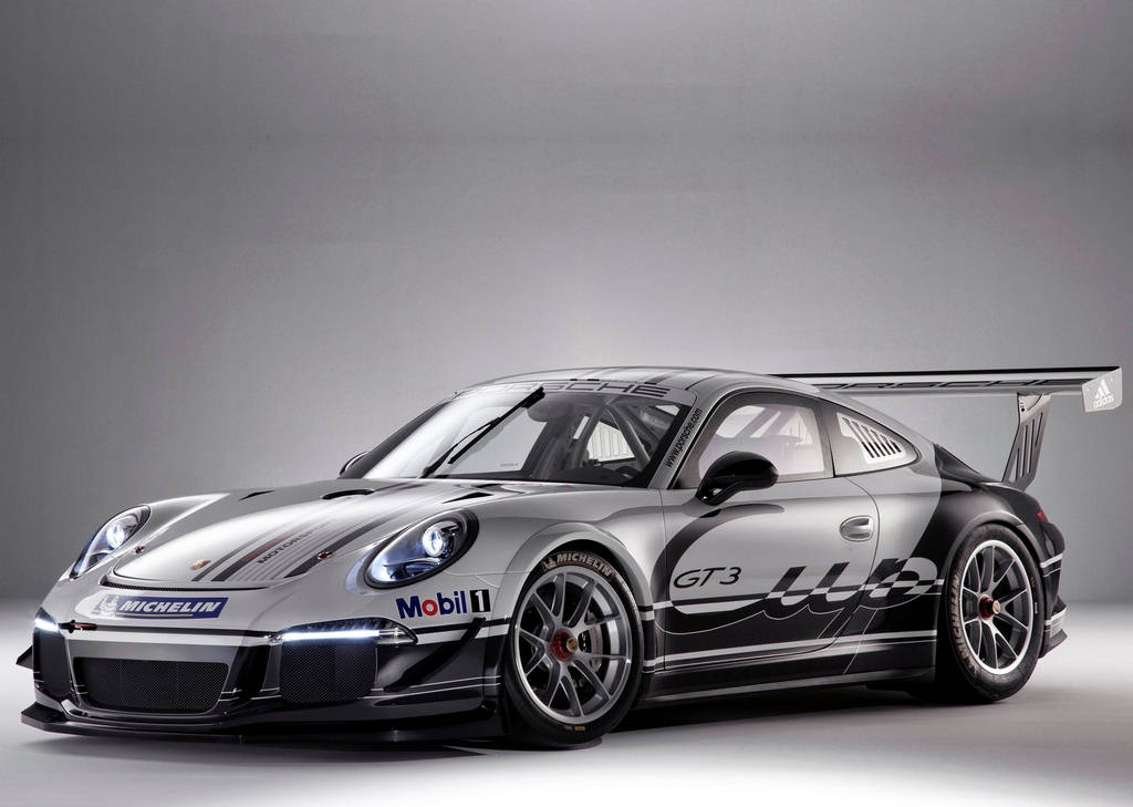 Porsche 911 GT3 Cup  Sports Car Wallpapers