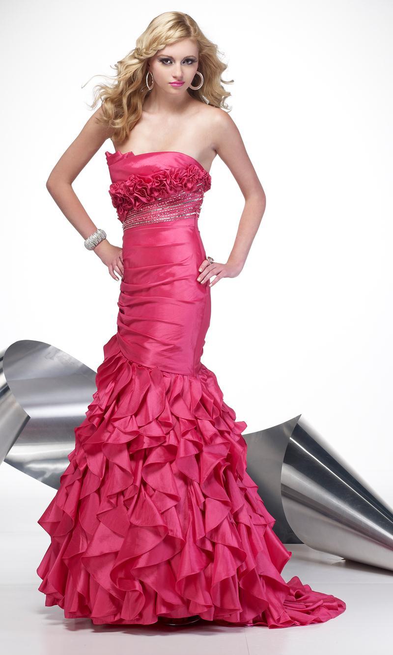 Asombroso Xcite Prom Dresses Ideas Ornamento Elaboración Festooning ...
