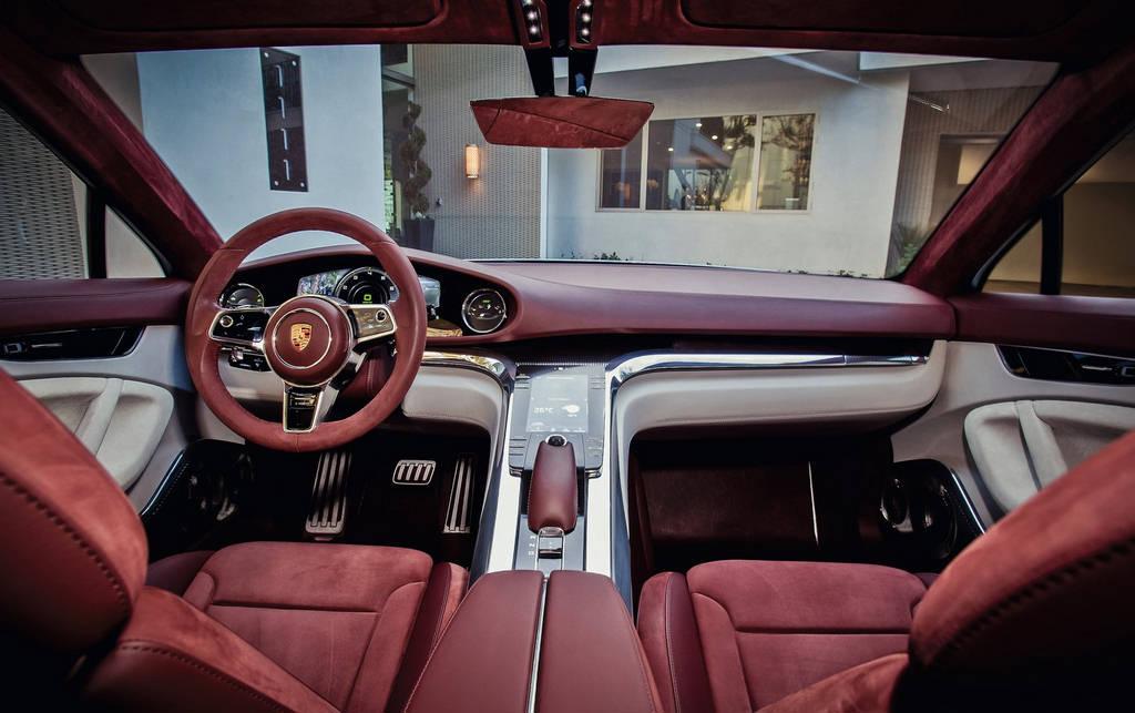 Porsche Panamera Wallpapers  Turismo Concept