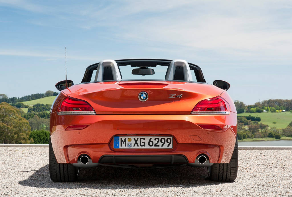 BMW Z4 Roadster 2014  Car Wallpapers