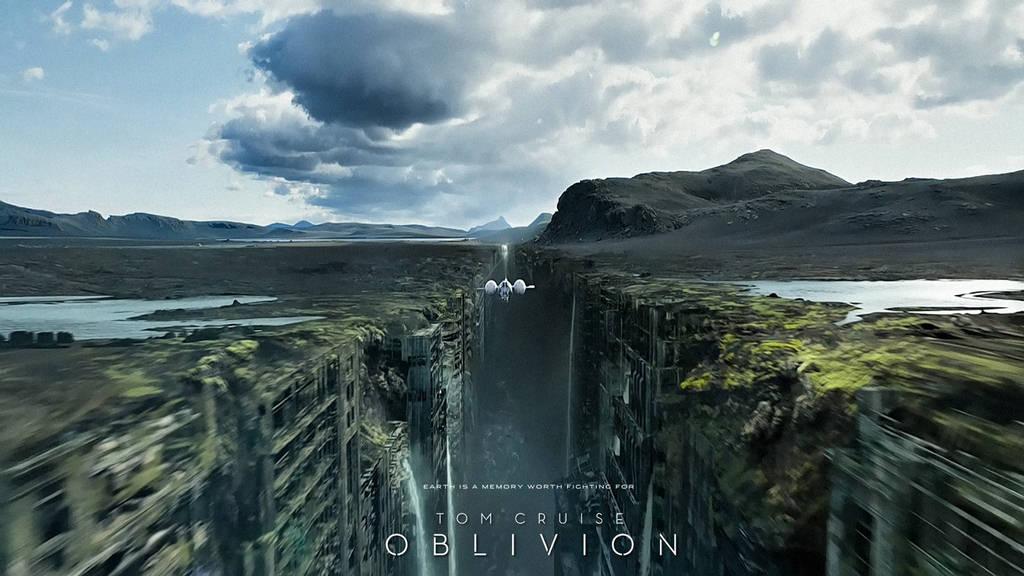 Oblivion 2013 Wallpapers Tom Cruise Xcitefun Net
