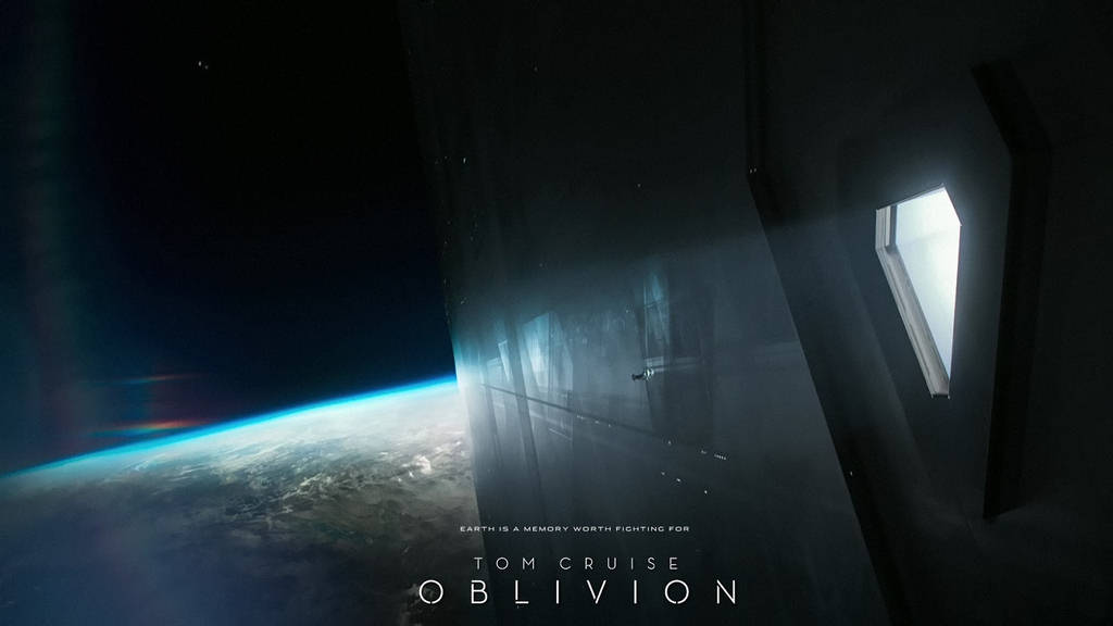Oblivion 2013 Wallpapers Tom Cruise Xcitefun Net