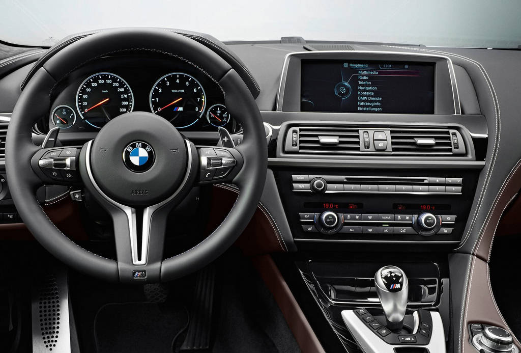 BMW M6 Gran  Car Wallpapers 2014