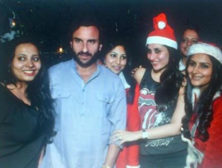 Kareena Kapoor Christmas Celebration