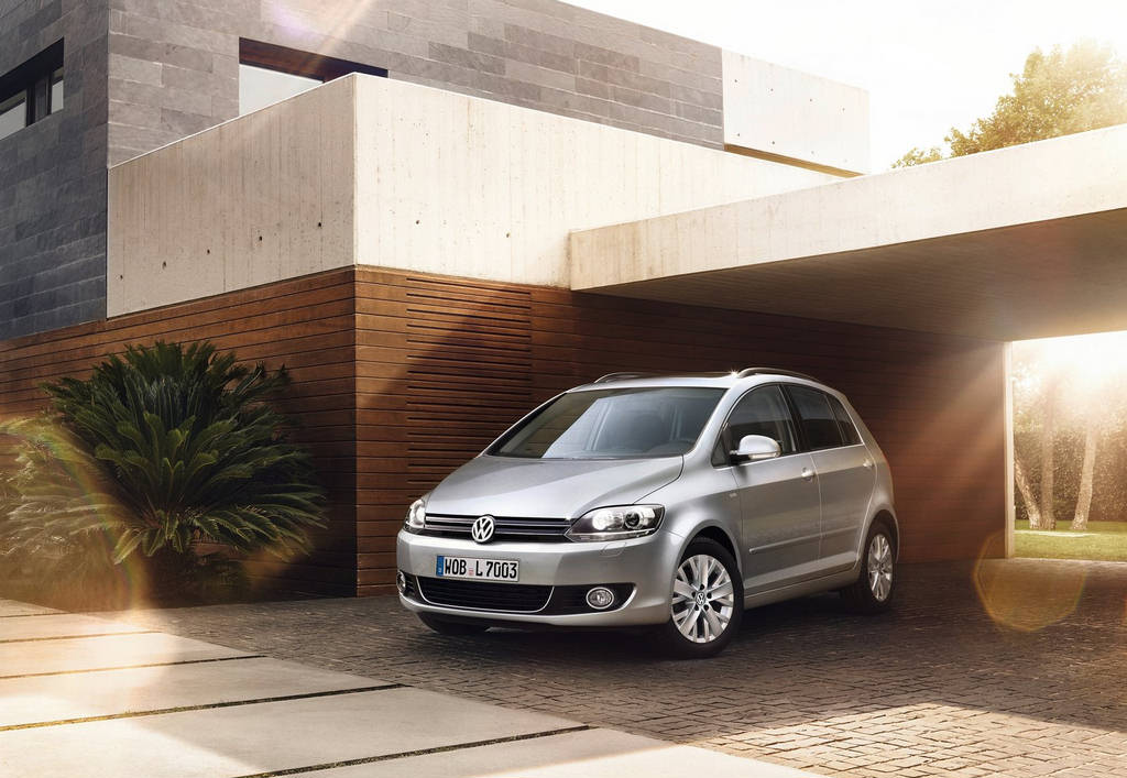 Volkswagen Golf Plus Life Car Interior amp Exterior Images