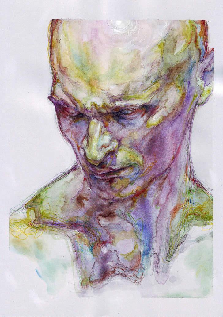 Communicative Watercolor Drawing Xcitefun Net