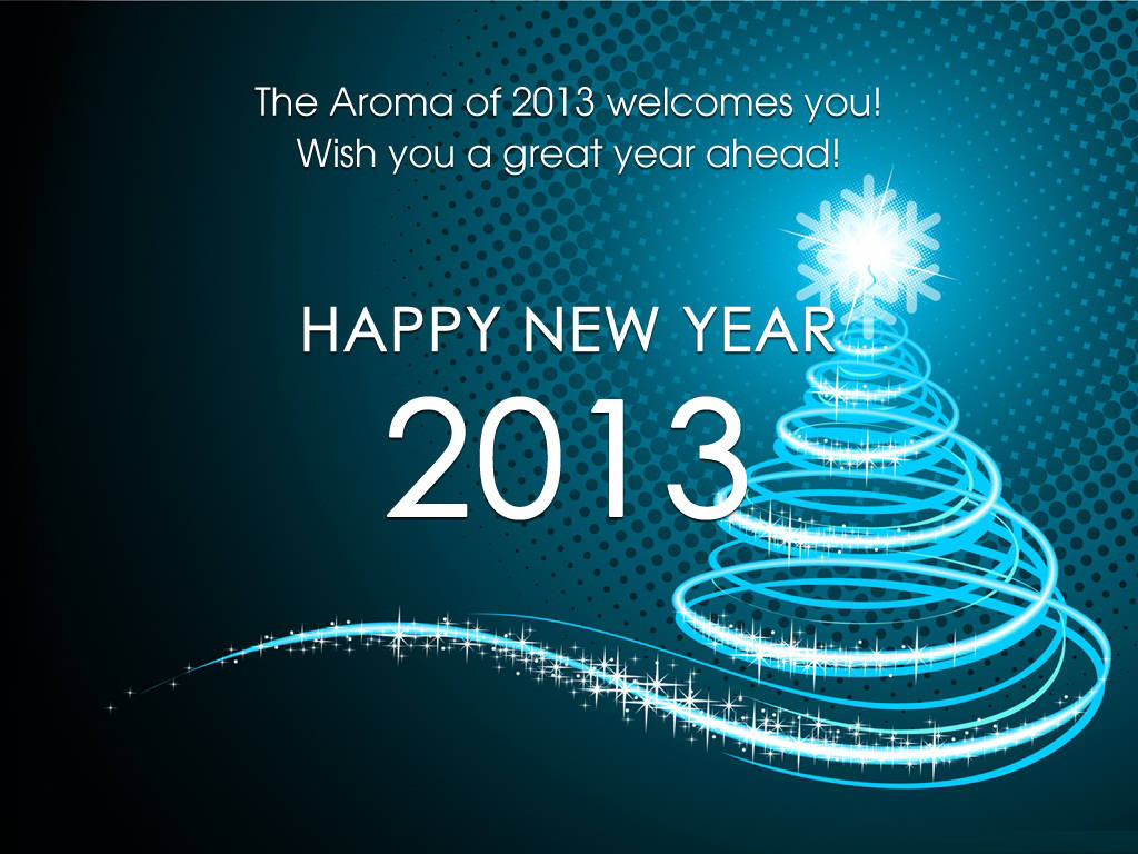 Happy New Year 2013 Greeting Cards Collection Xcitefun