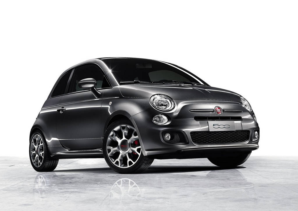 Fiat 500S Car Wallpapers 2013