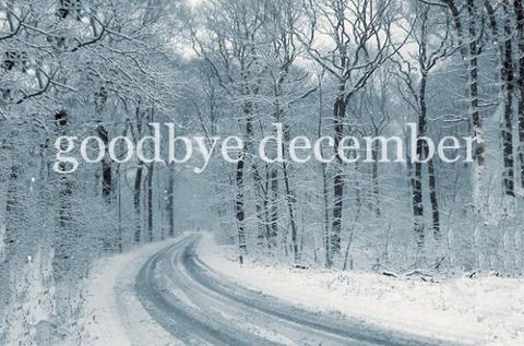 Goodbye December Goodbye December