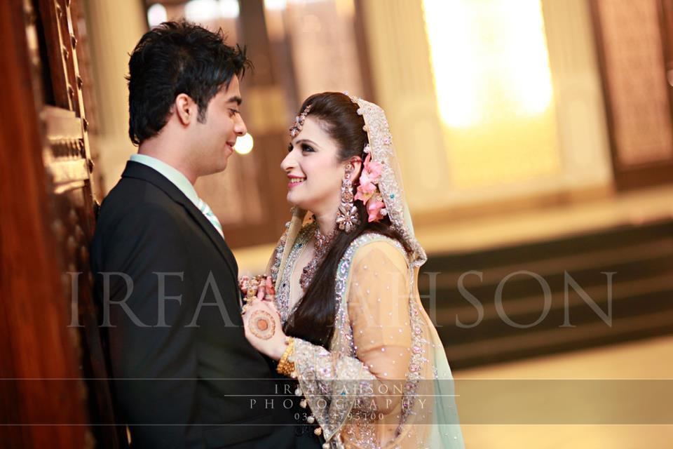 Bridals And Grooms Irfan Ahson Stunning Bride Groom Photoshoot