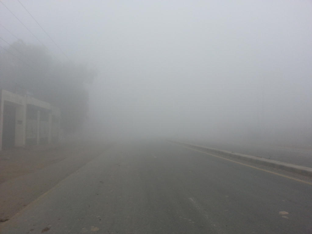 Multan  The Xtreme Fog
