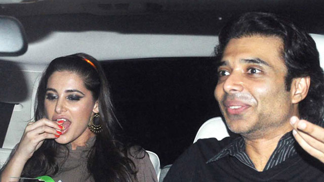 Uday Chopra and Nargis Fakhri New Love Birds of Bollywood