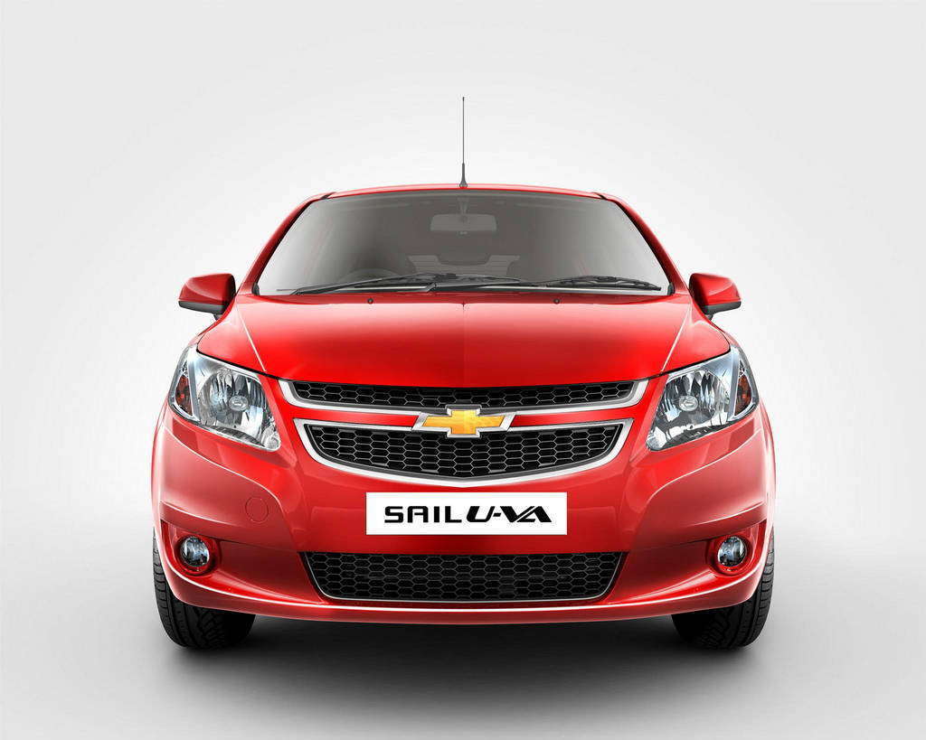 Chevrolet SAIL Sedan Released In India