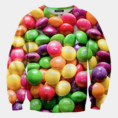 EyeCatching Food Sweaters