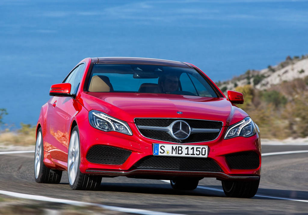 MercedesBenz EClass Coupe 2014  Car Wallpapers