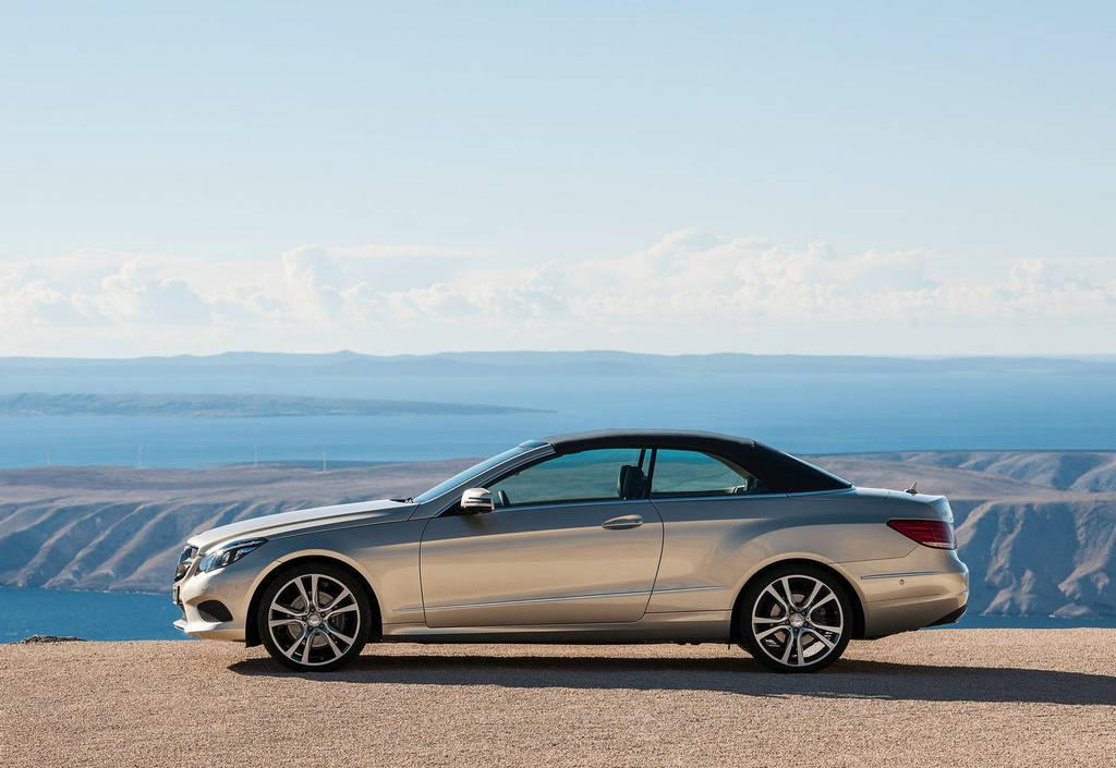 MercedesBenz EClass Cabriolet 2014  Car Images
