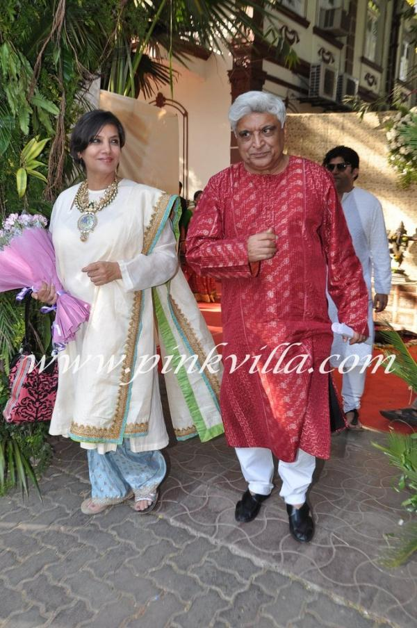 Shaad Ali Wedding Pictures