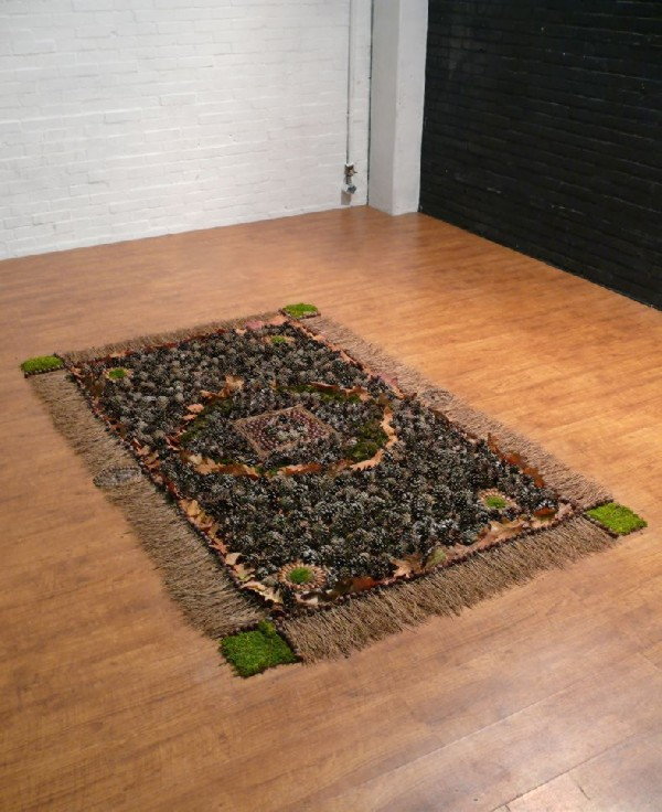 Unusual Carpet Designs