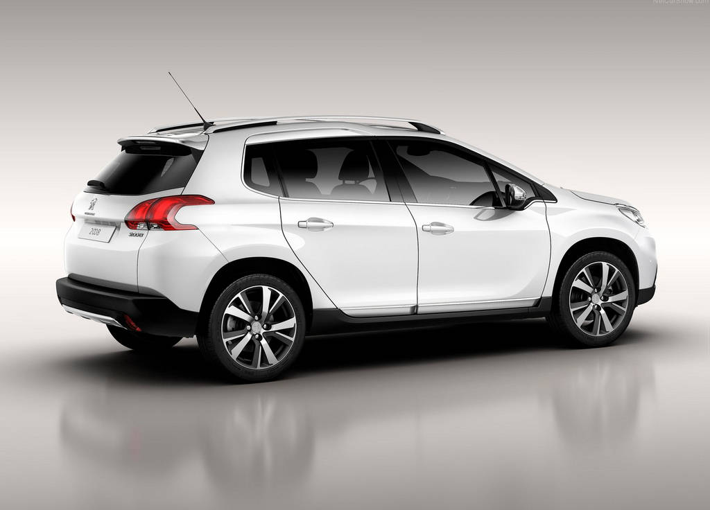 Peugeot 2008 Wallpapers  Model Of 2014