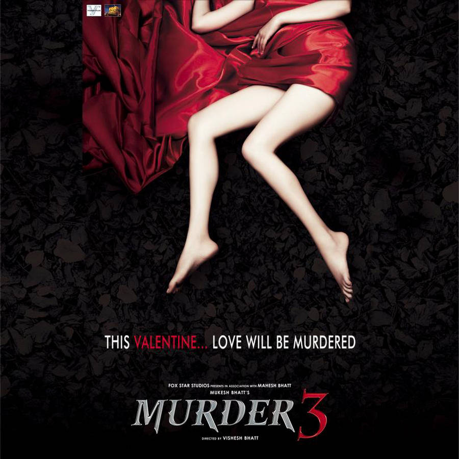 Murder 3 Movie Posters and Trailer