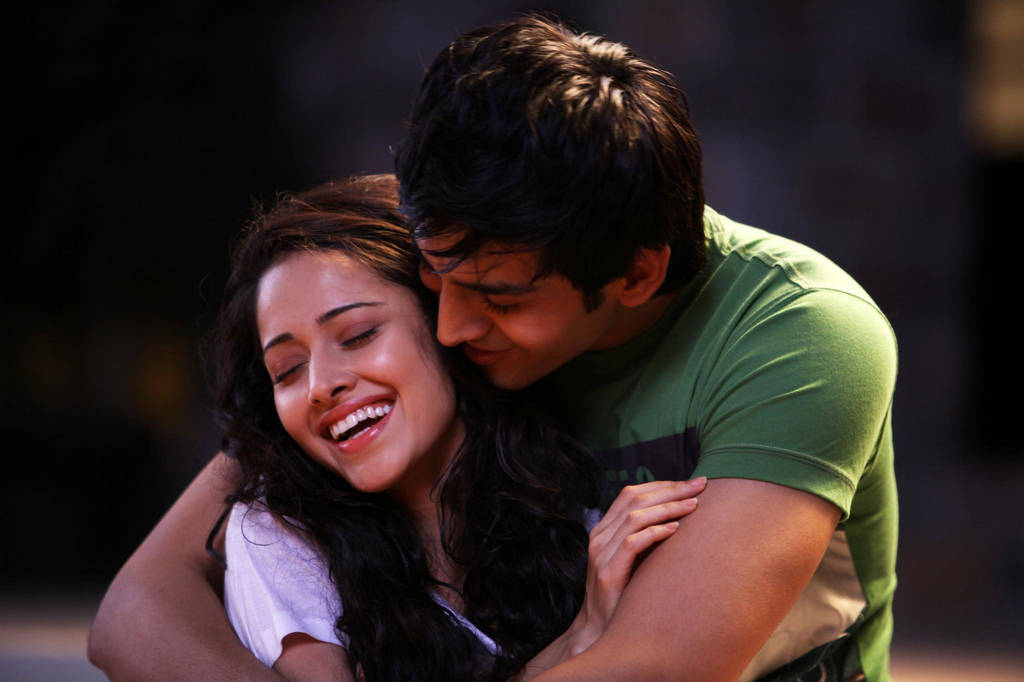 Bas Main Aur Tu  Akaash Vani Movie Song