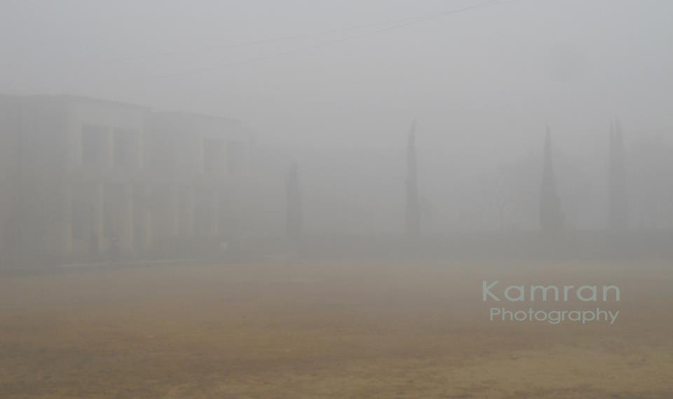 Foggy foggy wah cantt
