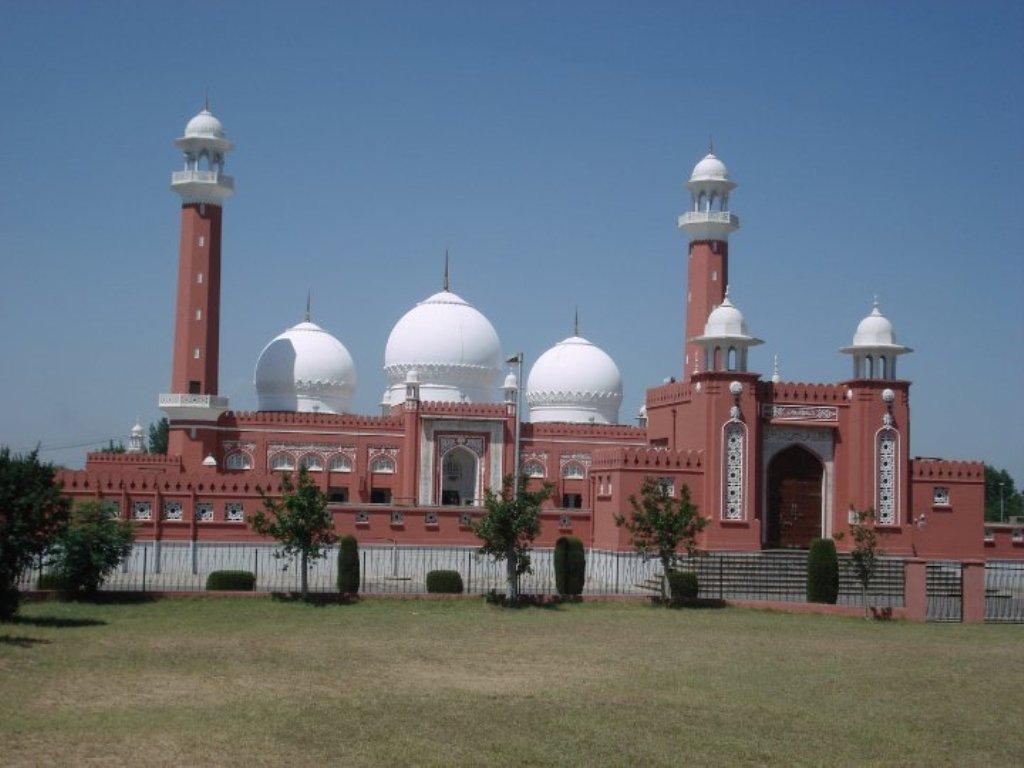 Markazi Jamia Masjid Wah Cantt Xcitefun Net