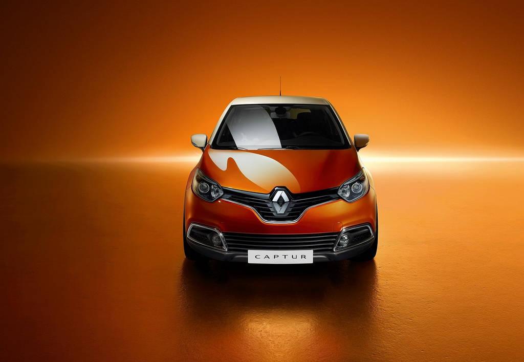 Renault Captur в фотографиях.  Больш…