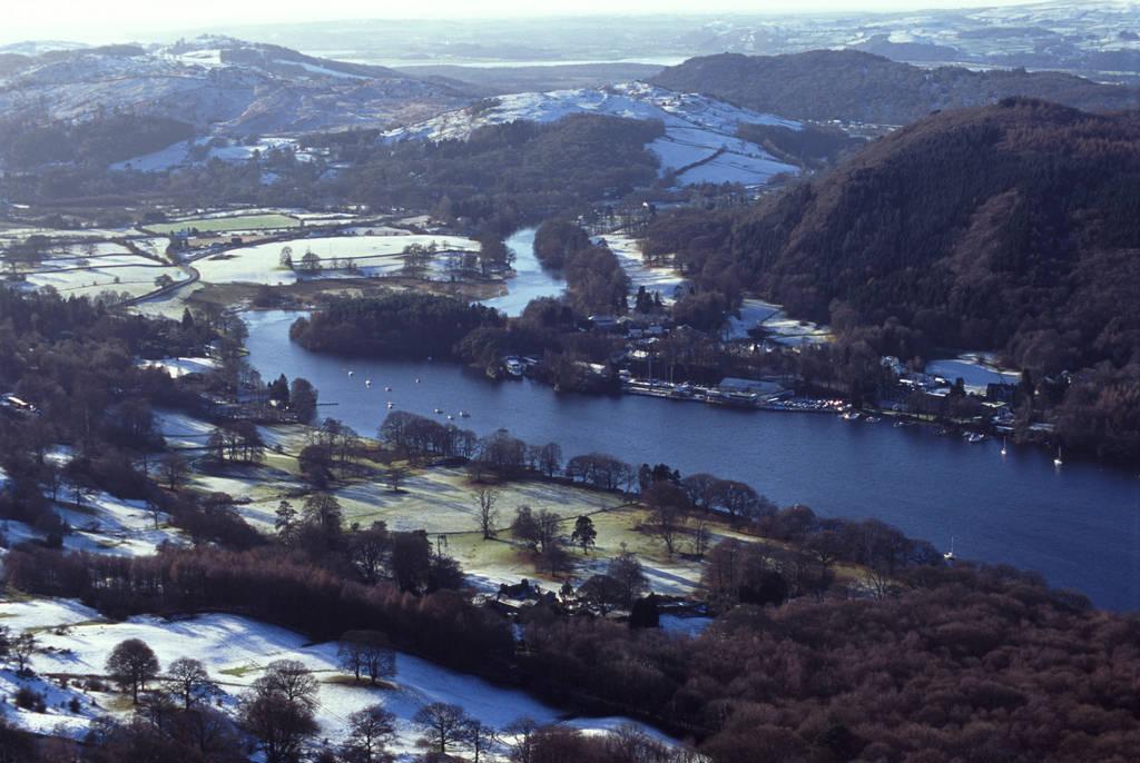 Windermere Images  United Kingdoms Largest Natural Lake