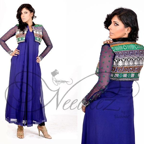 Needlez Winter Party Wear Collection
