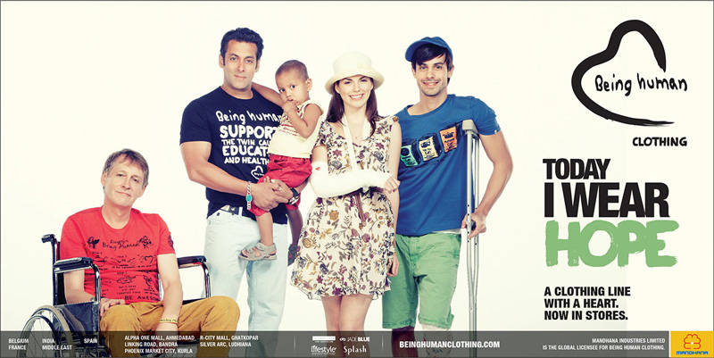 Being Human Clothing Winter Collection By Salman Khan