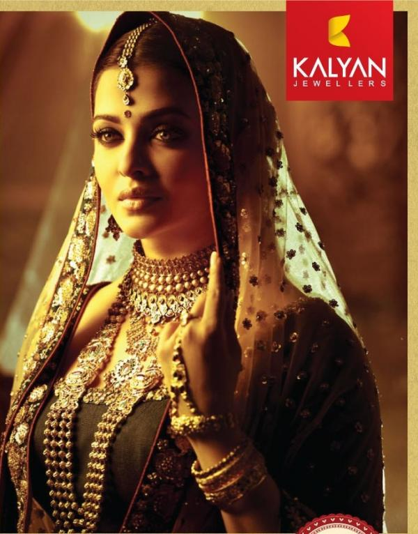 Aishwarya Rai For Kalyan Jewellers