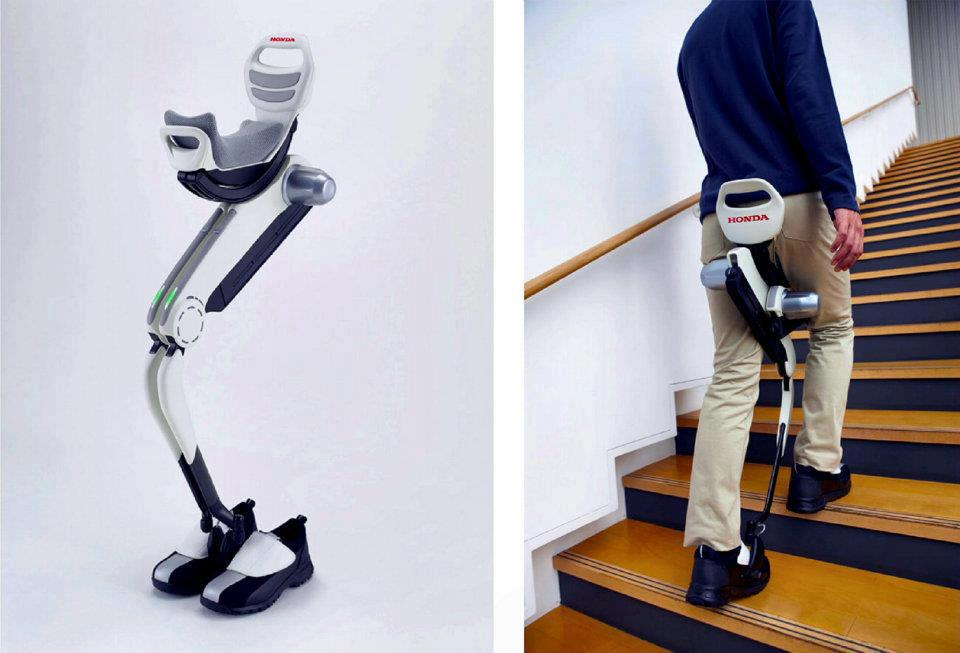 Honda Bionic Limbs