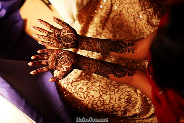 Full Hand Mehndi Designs By AA Creation