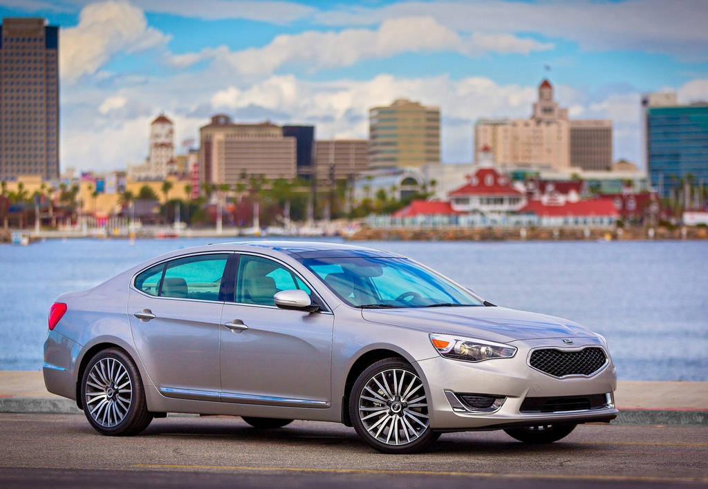 Kia Cadenza 2014  Car Wallpapers