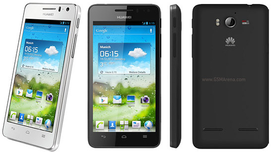 Huawei Ascend G615 Smartphone Review