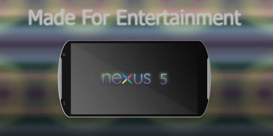 LG Nexus 5 Coming Soon